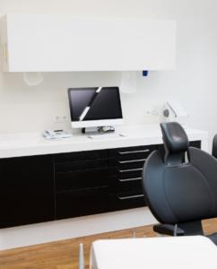 cabinet dentaire salle d'auscultation FISI