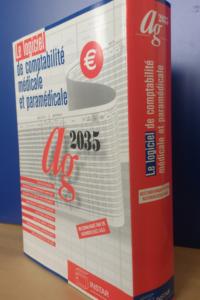 Boîte logiciel AG2035 Comptabilité