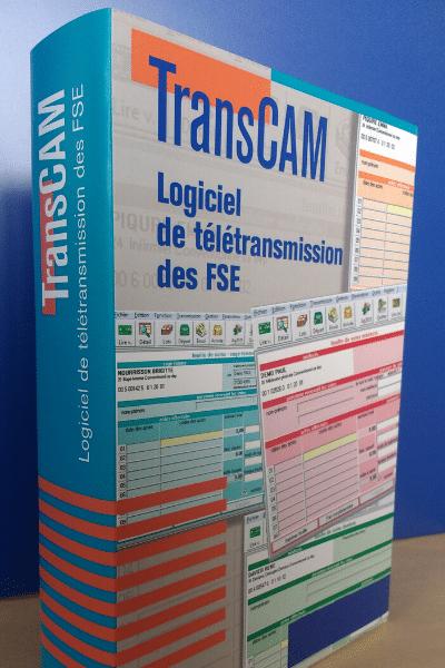 Boîte logiciel TransCAM télétransmission